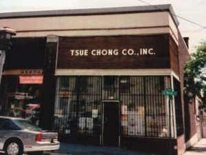 tsue chong